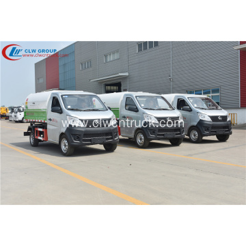Factory Sale Changan 3cbm Waste Removal Truck