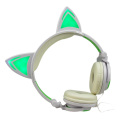 المصنع الأصلي Led Cat Ear Funny Headsets