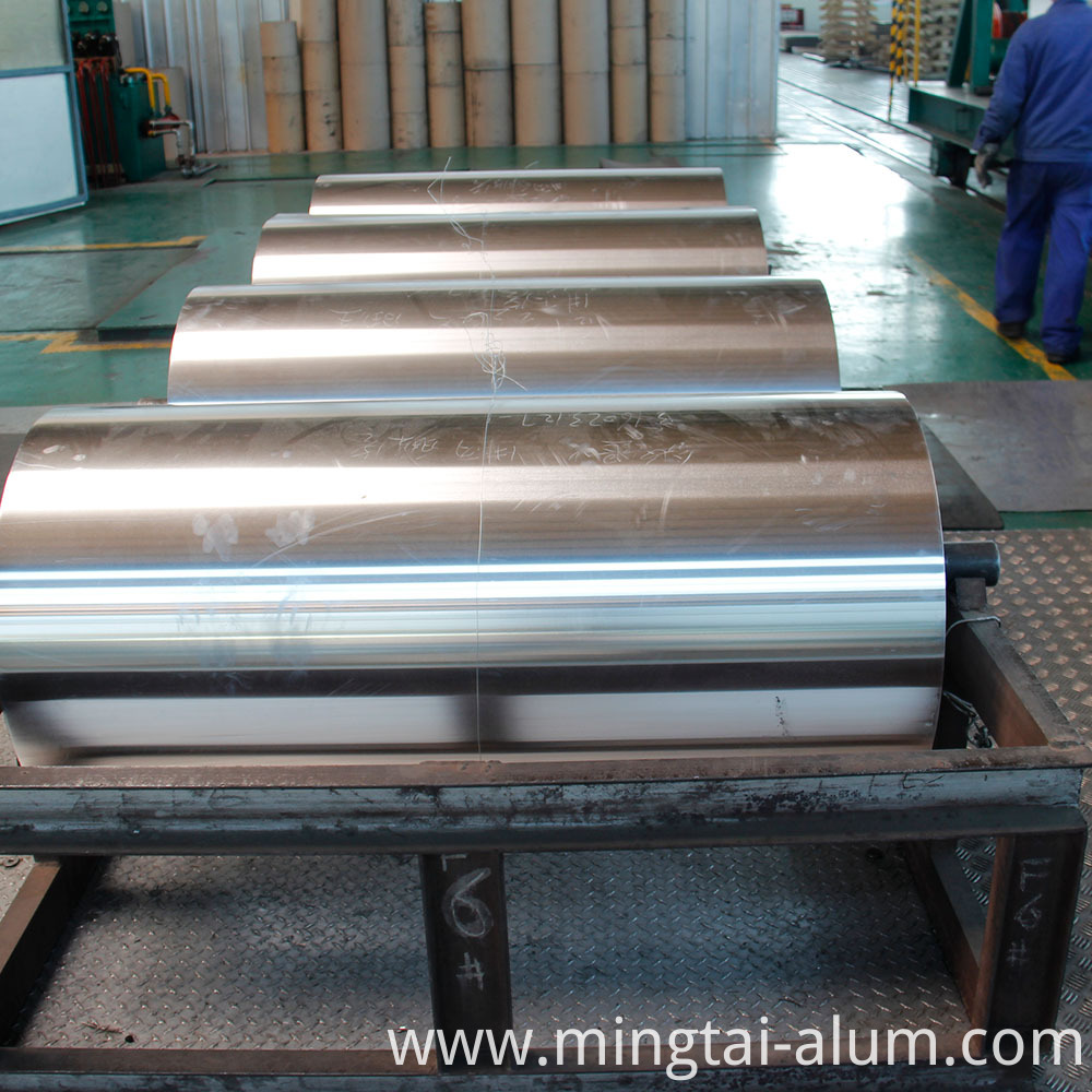Packaging Aluminum Foil raw material for chocolate paper wrappers
