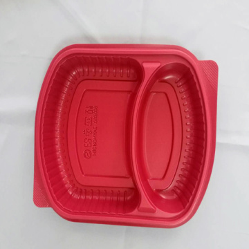 High Quality Plastic Disposable Lunch Box containers