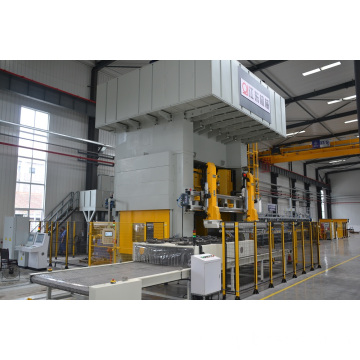High Strength Steel Hot Stamping Press Yjkhs-1000-3220
