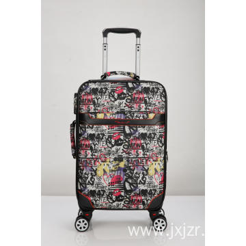 Carry-On Spinner Luggage Trolley