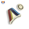 Colorful custuom magnet pin badge for sports