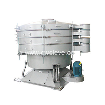 Large Capacity Tumbler Vibrating Screen For Flour