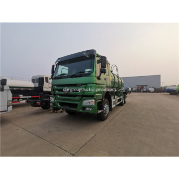 20000 Liters Oil Transporter Capacity Fuel Truck