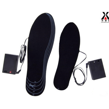 Heated Shoe Insole na may Rechargeable Battery Pack