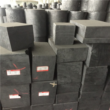 High Density Die Molded / Isostatic Graphite Block
