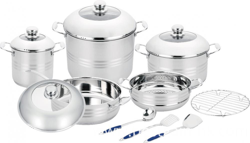 13-pieces Cooking Pots