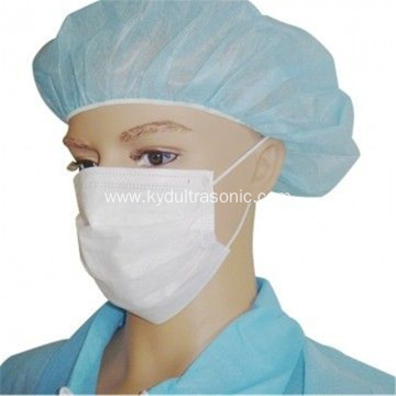 Surgical Outside Ear-loop Mask Welding Machine