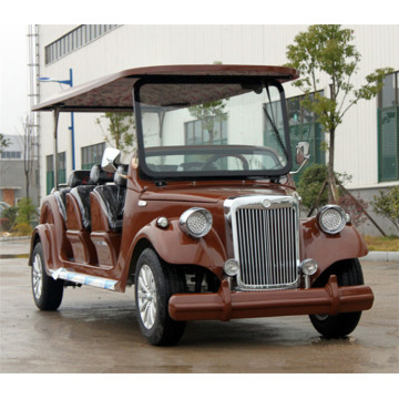 6 Seats gas powered Classic golf car