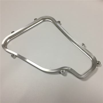 CNC Machined Bracket CNC Machining Frame Accessoiren