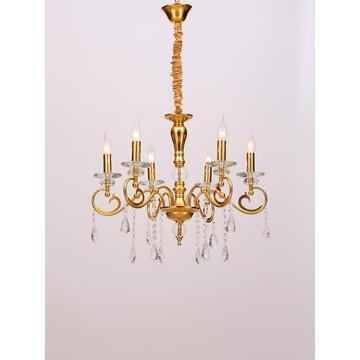 Custom Meeting Room/Study Room Iron Chandelier