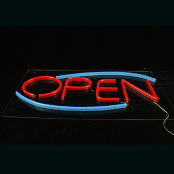 OPEN & CLOSED NEON SIGN