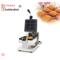small fish rotating waffle maker