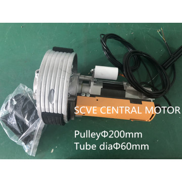 Rolling Central Motor 200MM