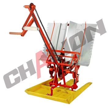 Two Rows Hand Cranked Rice Transplanter sale