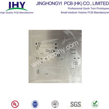 Laser Cut Frameless SMT Stencils for PCB Assembly