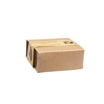Custom Kraft Paper Box For Soap Packaging