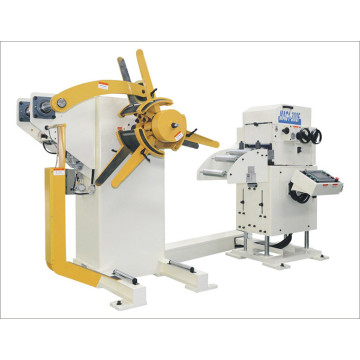NC Servo 3 In 1 Straightener Feeder Uncoiler