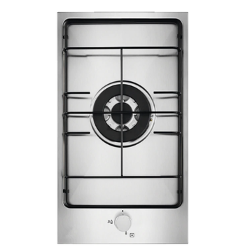 Electrolux Single Burner Hob Stainless Steel