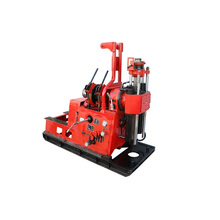 Mobile Drilling Rig Wheel Drilling Machine
