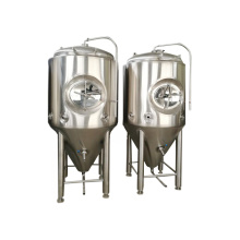 Stainless Steel Craft Beer Fermentation Tank