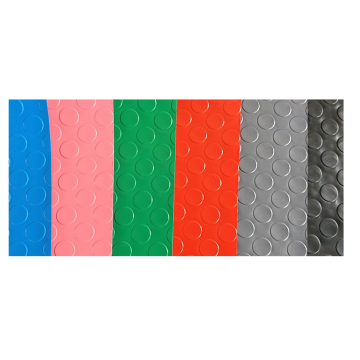 High quality bright color mat