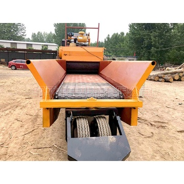 Industrial Moving Wood Chipper for sale