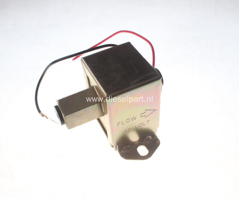New Solid State Fuel Pump 6558398 for loader