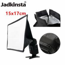 15x17cm Universal Camera Speedlight Flash Diffuser Softbox for Canon Nikon Yongnuo YN-560 III 430EX 580EX II 600EXSB600 SB900
