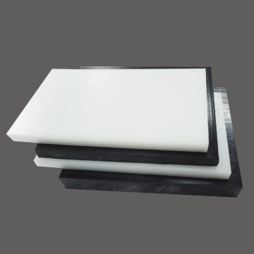 Plastic White And Black Hard Acetal POM sheets