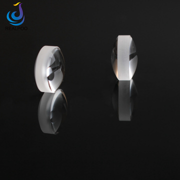 12mm Dhayamita Optical Fused Silica Double Convex Lens