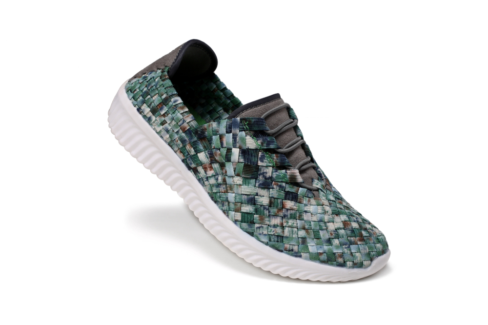 Woven Sneakers