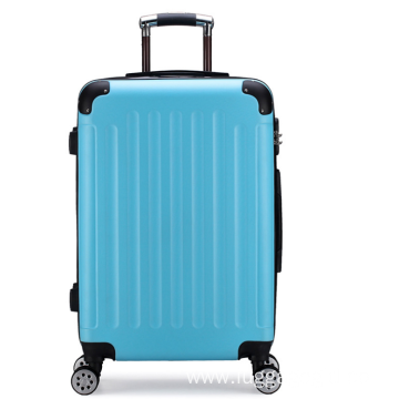 Lightweight  abs traveling luggage wholesale