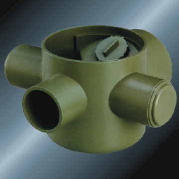 DIN Gully Trap Lower Type Fitting Floor Drain