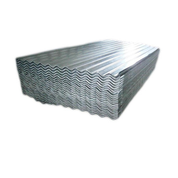 cold rolled white 4x8 galavanized corrugated steel sheet