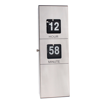 Mini Flip Mental Clock Different Color