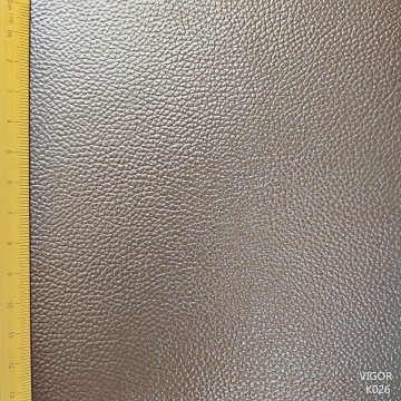 High Sponged Leather For Sofa And Furniture