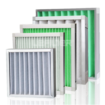 G2-F6 High temperature resistant plate filter