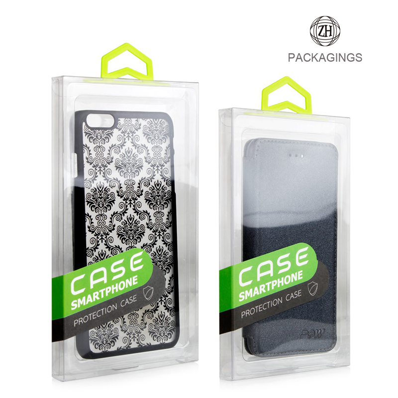 PVC plastic blister box for iPhone8