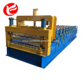 Color steel double layer roll forming machine vietnam