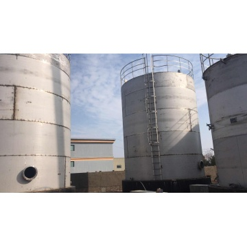 Stainless steel horizontal-type storage tank