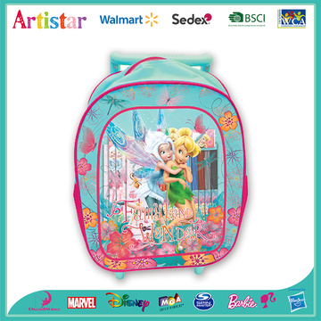 FAIRYLAND WONDER activity trolley bag for kids