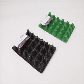 10mm Dimple Height HDPE Drainage Board for Landscape