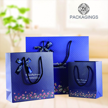 Gift Paper Bag Polka Dot Wholesale