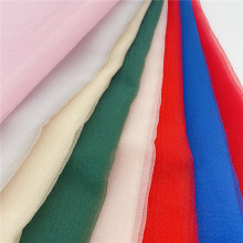 Fashion Seersucker Organza Tulle Fabric for Children's Dress