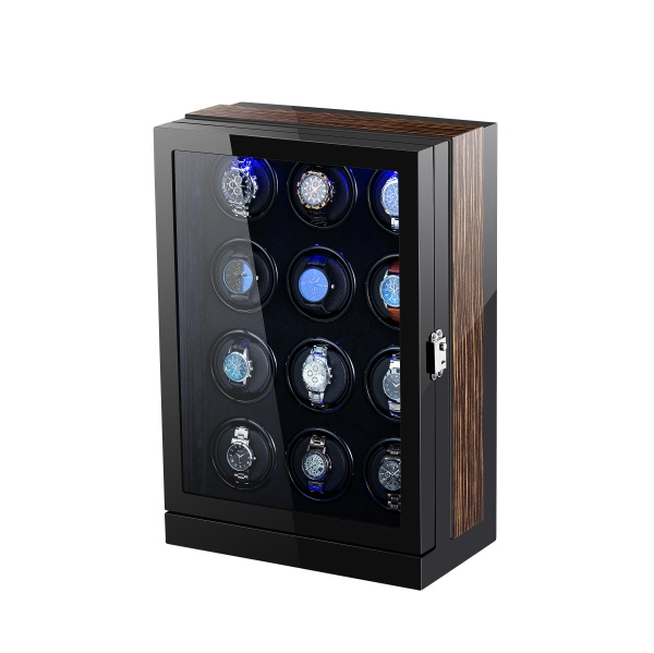 Fashion Multi Automatic Rotation Watch Winder Box