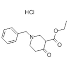 1-Benzyl-3-carbethoxy-4-piperidonhydrochlorid CAS 1454-53-1