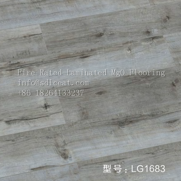 Flameproof Decorative floor underlay HPL Board