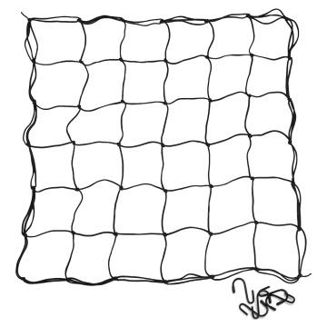 Elastic Rubber Garden Trellis Net Garden Growing Tent Support Netting for Flower Vegetable Climbing Vine Plants 80*80cm